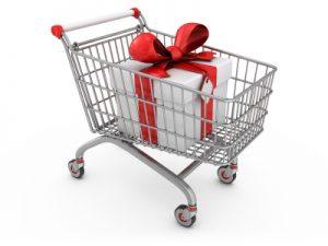 ecommerce holiday tips- shopping cart
